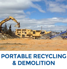 Portable Recycling & Demolition