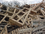 Pallets, Unpainted & Untreated Wood, Scrap Lumber, Untreated Fence