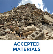 Accepted Materials